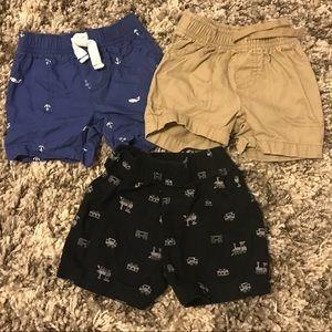 Other - Boys 3-6m Shorts Bundle